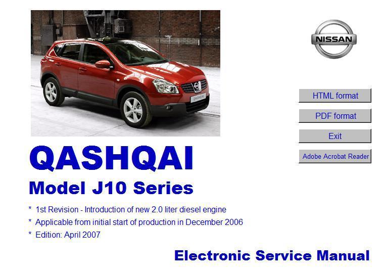 Schema Elettrico Nissan Qashqai : Nissan qashqai schema j fórum klub