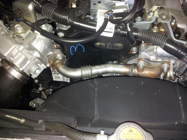 Image on Nissan Pathfinder Fuel Filter Location