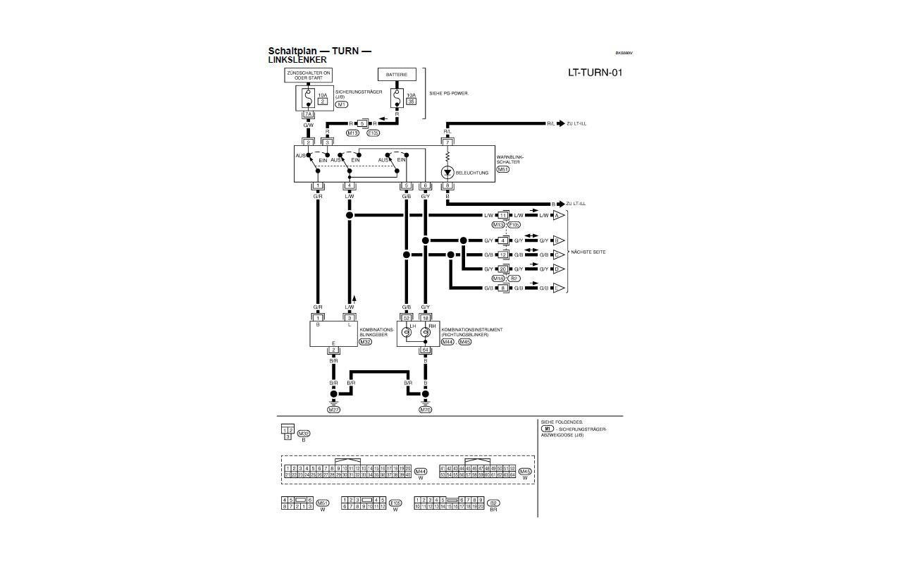Niedlich Nissan X Trail Schaltplan Fotos - Der Schaltplan ...